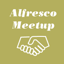 ALFRESCO MEETUP