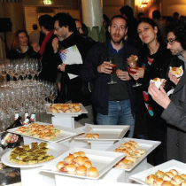 Open Networking party